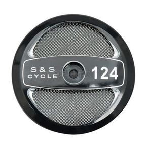 S&S Cycle Stealth Air Cleaner 124