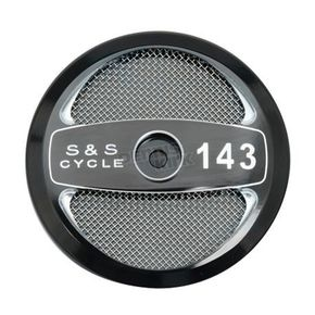 S&S Cycle Stealth Air Cleaner 143