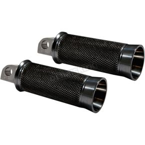 Black Cruiser Footpegs - HDSP-11