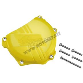 UFO Yellow Clutch Cover - AC02407