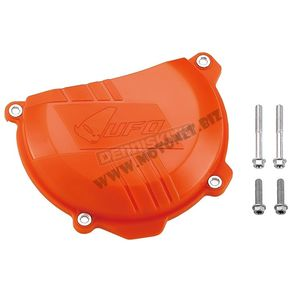 UFO Orange Clutch Cover - AC02409