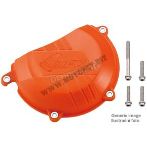 UFO Orange Clutch Cover - AC02411