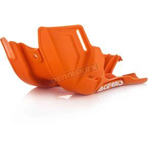 Acerbis '16 Orange MX Style Skid Plate - 2630545226