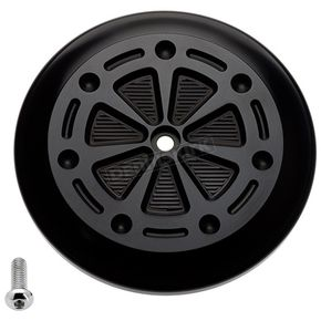 Black Techno VT Air Cleaner Cover - 02-223-1
