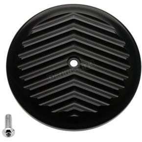 Black V-Fin VT Air Cleaner Cover - 02-224-1