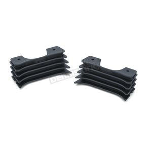 Kuryakyn Black Spark Plug Covers - 7183