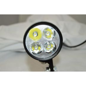 Fork Mounted LED Driving Light Set - IC006