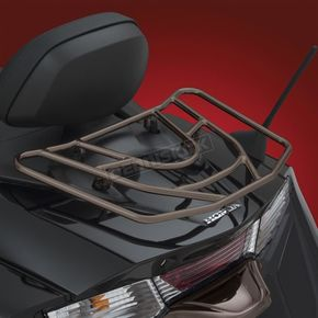 Smoke Luggage Rack - 52-830SK