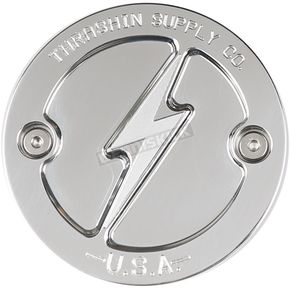 Polished Milwaukee 8 Points Cover  - TSC-3027-2