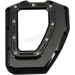 Gloss Black Assault Series Cam Cover - TM-017BK