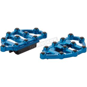 Blue MX Passenger Floorboards - 06-897