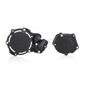 Black X-Power Engine Cover - 2780690001