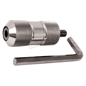 Polished Billet Knurled Shifter Peg - 44114