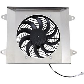 Hi-Performance Cooling Fan w/Shroud - 1901-0820