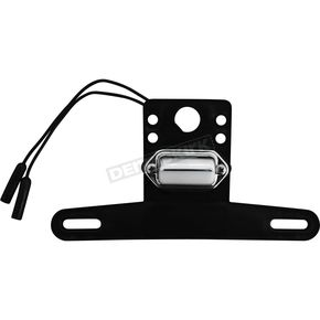 Black License Plate Mount - TSK-004