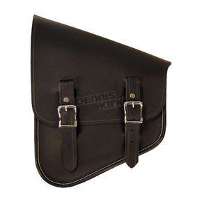 Nash Motorcycle Co. Leather Right-Side Inside Out Saddlebag - IOBRBB