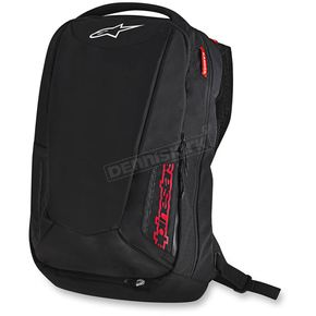 Alpinestars Black/Red City Hunter Backpack - 6107717-13