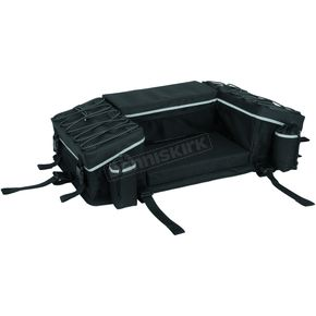 Quadboss Reflective Series Rear Rack Bag w/Integrated Cover - QB3-001
