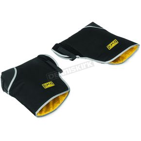 Quadboss Reflective Series ATV Mitts - QB3-003