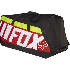 Fox Red Shuttle 180 Creo Roller Gear Bag - 17807-003-NS