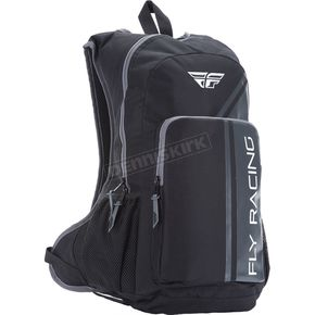 Fly Racing Black/Gray Jump Pack Bag - 28-5143