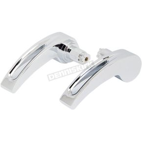 Arlen Ness Chrome Deep Cut Saddlebag Latch Levers - 03-334