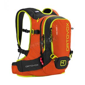 Ortovox Crazy Orange Avalanche Freerider 24 ABS Backpack - 46734 00103