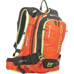 Ortovox Crazy Orange Avalanche Freerider 26 ABS Backpack - 46744 00103
