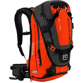 Ortovox Crazy Orange Avalanche Tour 32+7 ABS Backpack - 46104 00103