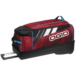 Ogio Red Haze Le Adrenaline Wheeled Gear Bag - 121013.751