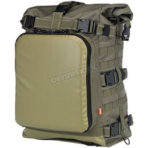 Biltwell Green Exfil-80 Bag - BE-XLG-80-CG
