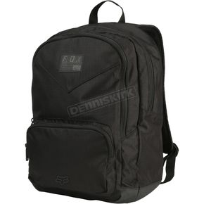 Fox Black Compliance Lock Up Backpack - 20772-001-OS