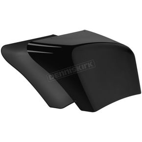 HogWorkz Vivid Black Stretched Side Covers - HW172008