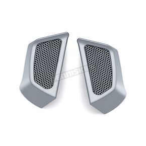 Kuryakyn Chrome Side Scoops - 5624