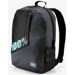 100% Charcoal/Black Porter Static Backpack - 01002-052-01