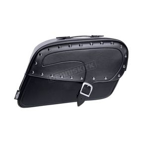 Castle X Large Studded Streetbag Kickback Saddlebags - 22-1061
