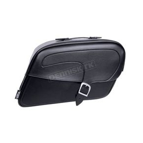 Castle X Large Plain Streetbag Kickback Saddlebags - 22-1062