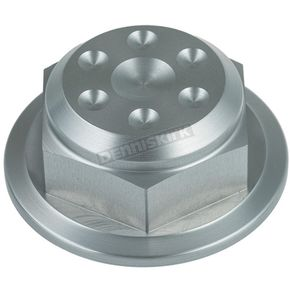 Joker Machine Silver Steering Stem Nut - 30-012-5