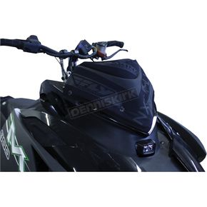 Flat Black Next Level Skinz Windshield Pack - NXAWP100-BK