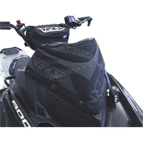 Flat Black Next Level Skinz Windshield Pack - NXPWP200-BK