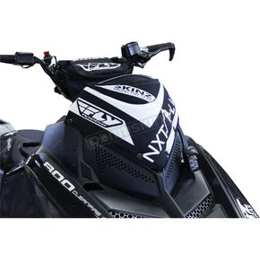 Black/White Next Level Skinz Windshield Pack - NXPWP200-BK/WHT