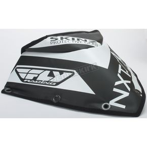 Black/White Next Level Skinz Vented Windshield Pack - NXPWPV200-BK/WHT