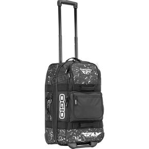 Black/White Ogio Layover Bag - 28-5004