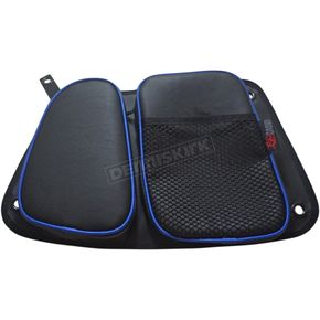 Black/Blue Rear Door Bags - RZRDBRRBU