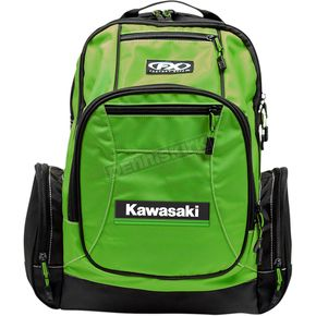 Green Kawasaki Backpack - 23-89100
