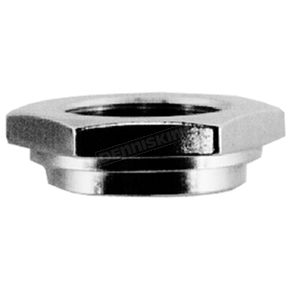 Chrome Stem Nut - 35016