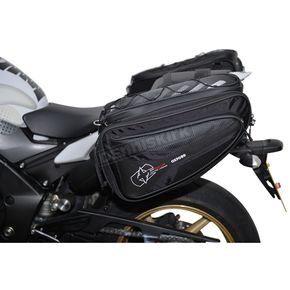 Black P50T 50 Liter Saddlebags - OL315