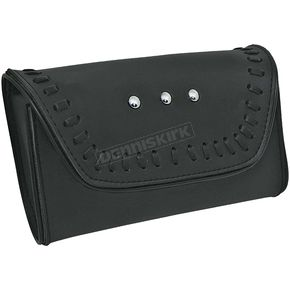 Black PVC 3 Stud Tool Bag - 2890.00