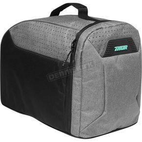 Grey/Black Helmet Bag - 3514-0039