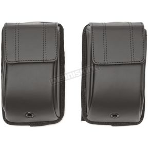 Black Storage Pouches - 5797
